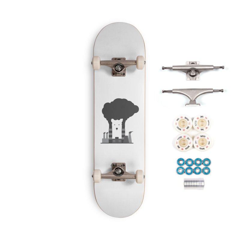 Save the polar bears, save the world Accessories Skateboard by Jana Artist Shop