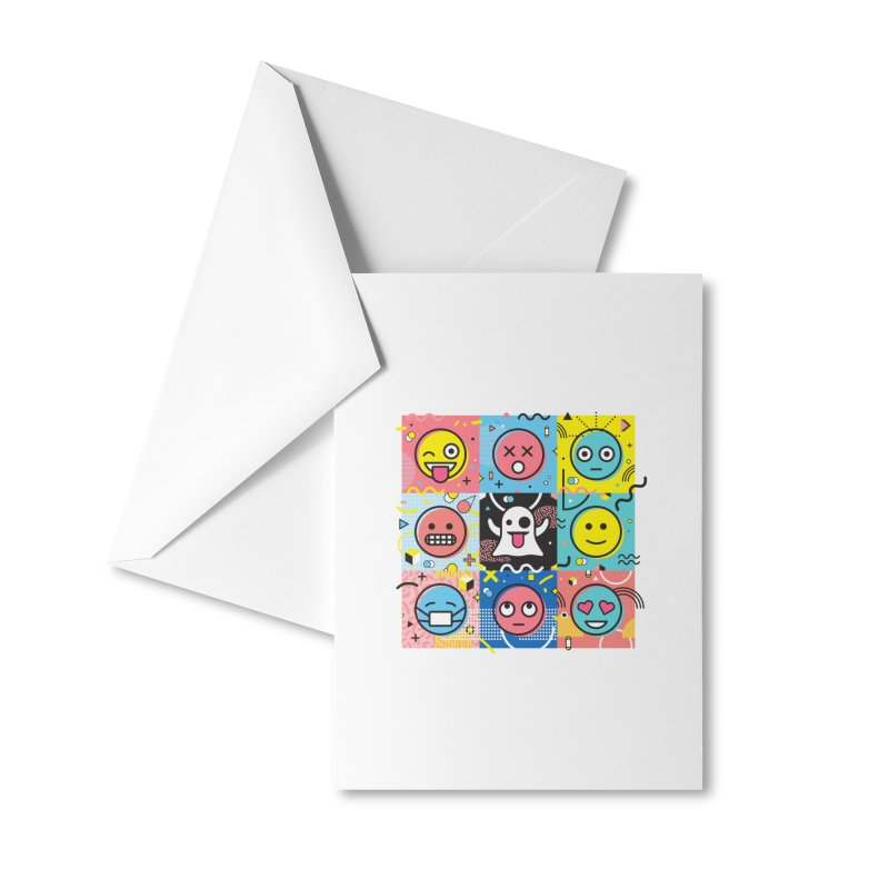 Mixed Feelings Accessories Greeting Card by Jana Artist Shop