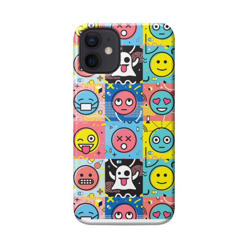 Mixed Feelings Accessories Phone Case by Jana Artist Shop