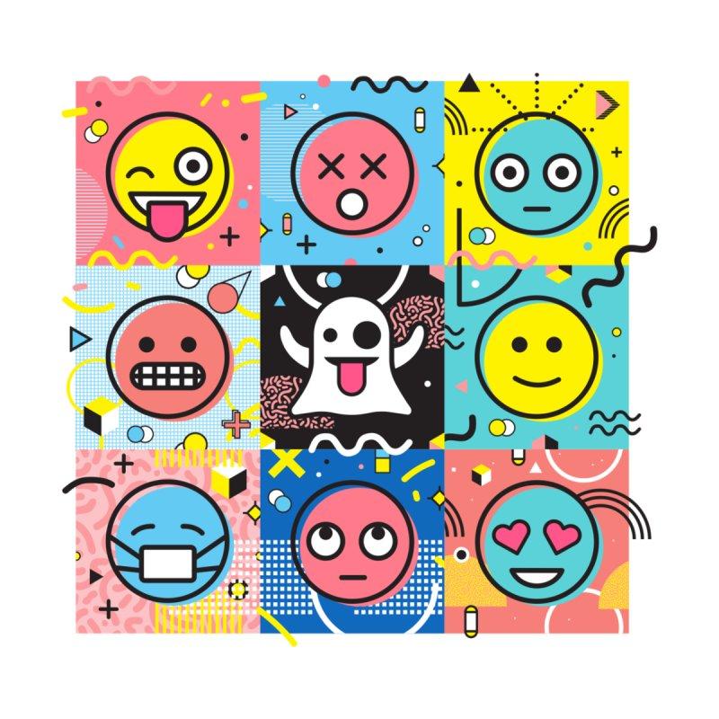 Mixed Feelings Accessories Sticker by Jana Artist Shop