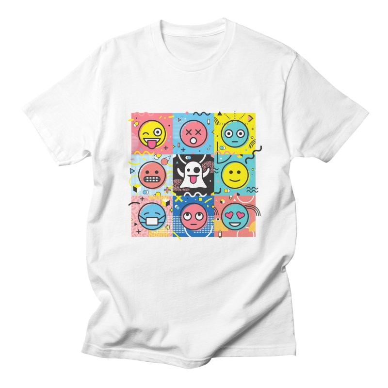 Mixed Feelings Men's T-Shirt by Jana Artist Shop