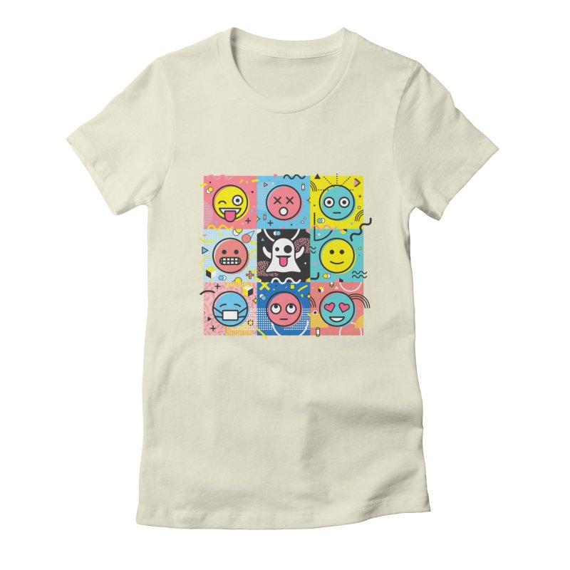 Mixed Feelings Women's T-Shirt by Jana Artist Shop