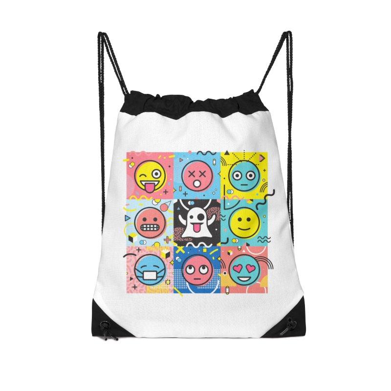 Mixed Feelings Accessories Bag by Jana Artist Shop
