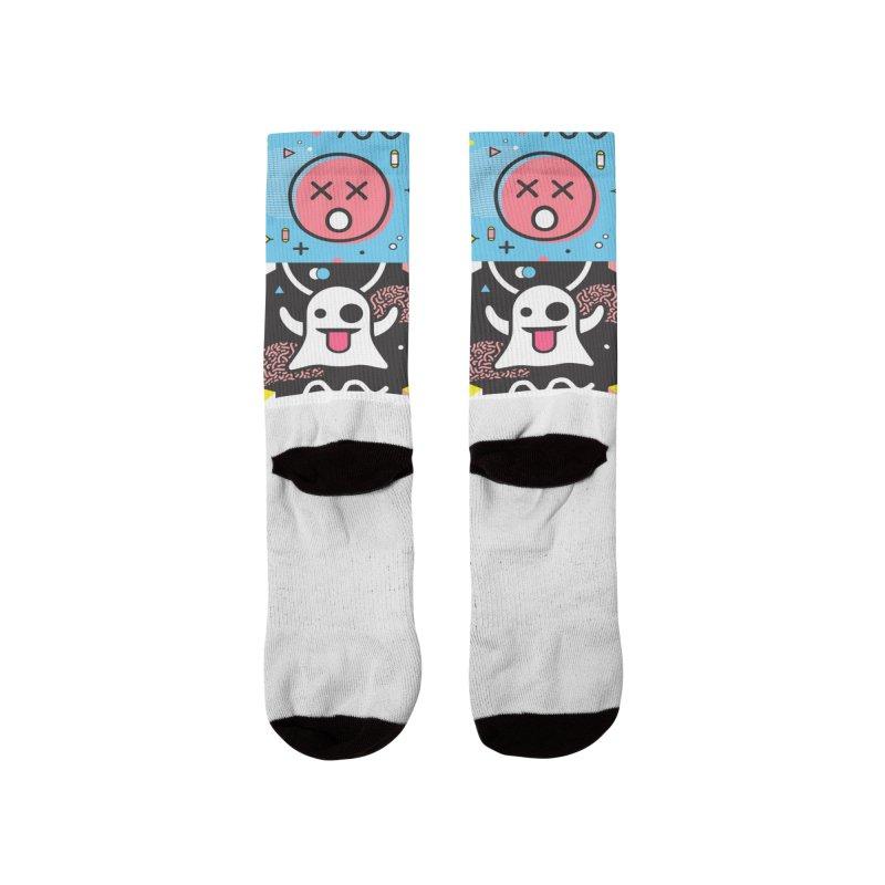 Mixed Feelings Women's Socks by Jana Artist Shop