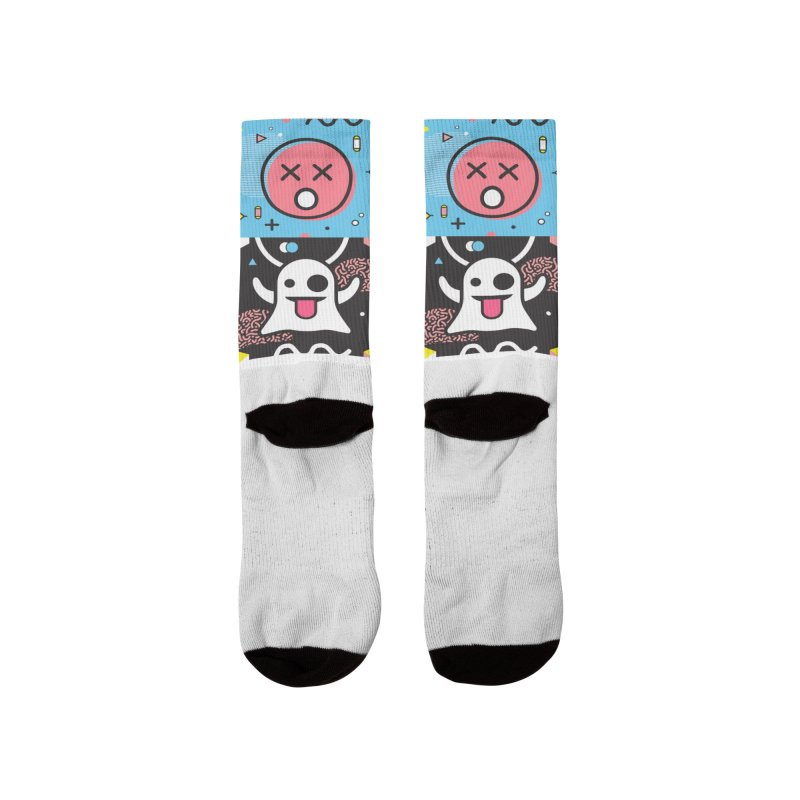 Mixed Feelings Men's Socks by Jana Artist Shop