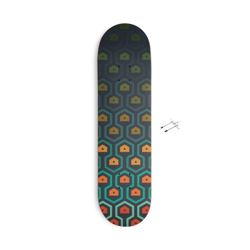 Honey I'm Home Accessories Skateboard by Jana Artist Shop