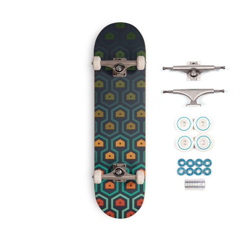 Honey I'm Home Accessories Skateboard by Jana Artist Shop