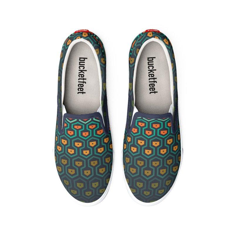 Honey I'm Home Men's Shoes by Jana Artist Shop