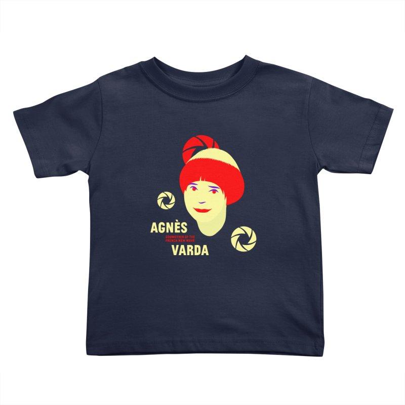 Agnes Kids Toddler T-Shirt by Jana Artist Shop