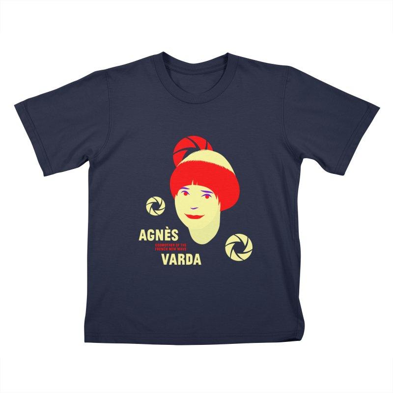 Agnes Kids T-Shirt by Jana Artist Shop