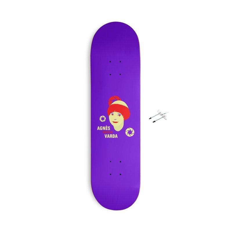 Agnes Accessories Skateboard by Jana Artist Shop