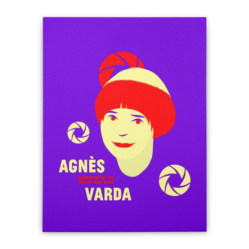 Agnes Home Stretched Canvas by Jana Artist Shop