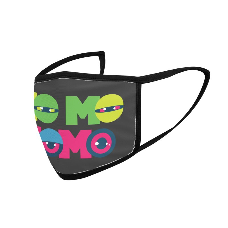 No Mo Fomo Accessories Face Mask by Jana Artist Shop