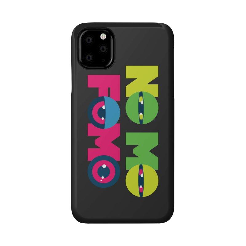 No Mo Fomo Accessories Phone Case by Jana Artist Shop