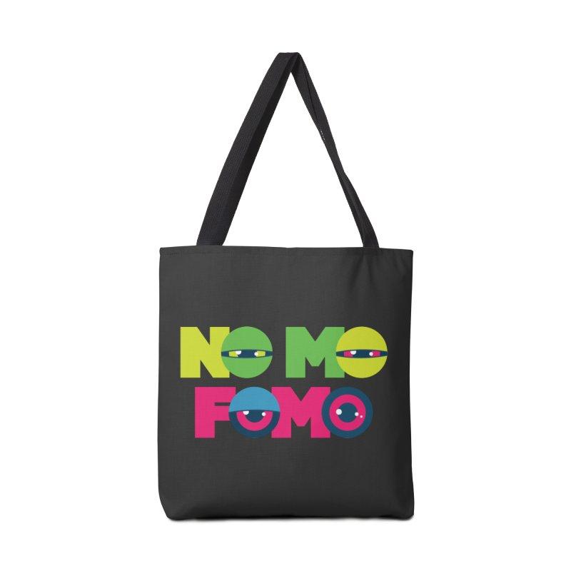No Mo Fomo Accessories Bag by Jana Artist Shop