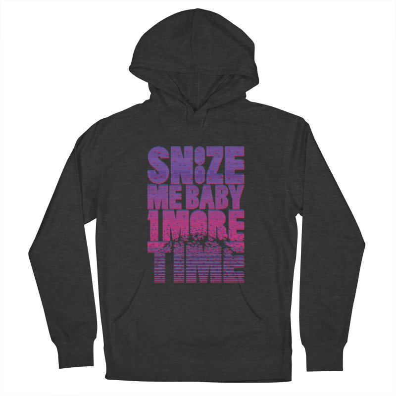 Snooze Me Baby One More Time Women's Pullover Hoody by Jana Artist Shop