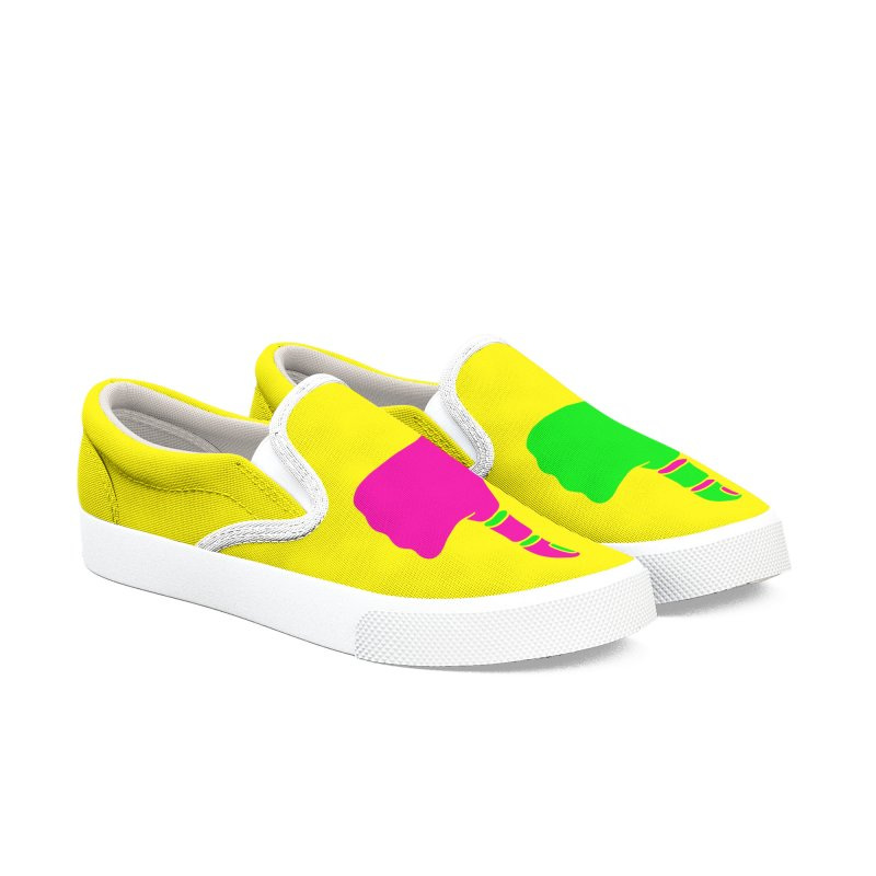 Dislike Women's Slip-On Shoes by Jana Artist Shop