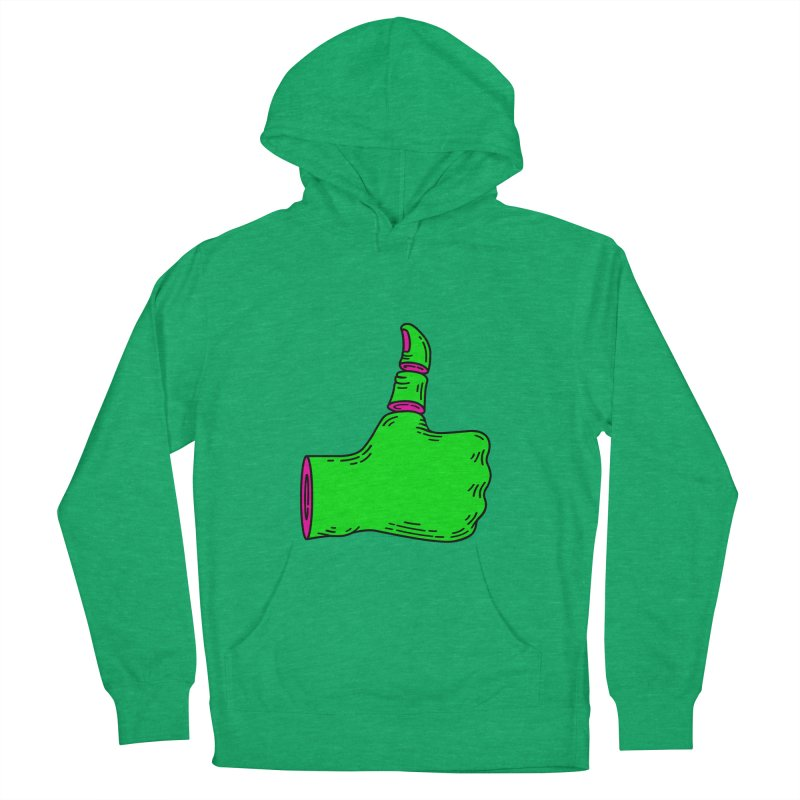 I Don't Like You Anymore Women's Pullover Hoody by Jana Artist Shop