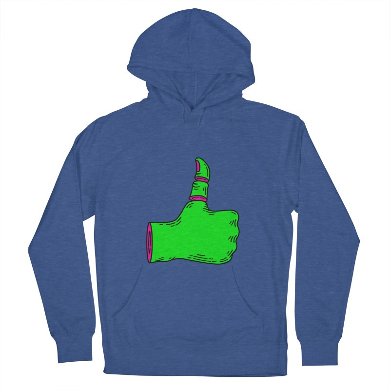 I Don't Like You Anymore Men's Pullover Hoody by Jana Artist Shop