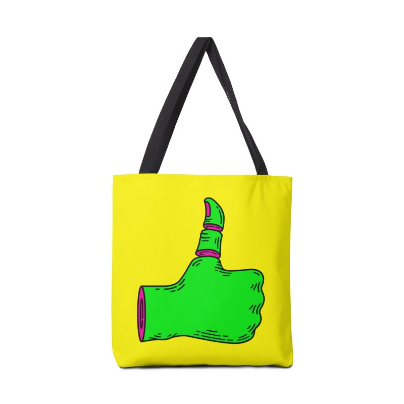I Don't Like You Anymore Accessories Bag by Jana Artist Shop
