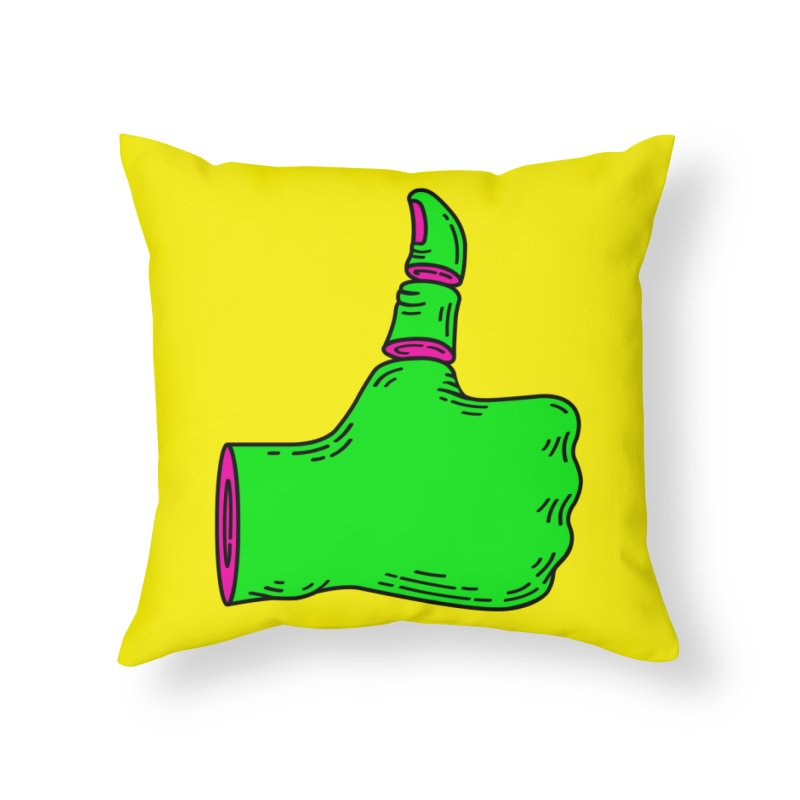 I Don't Like You Anymore Home Throw Pillow by Jana Artist Shop