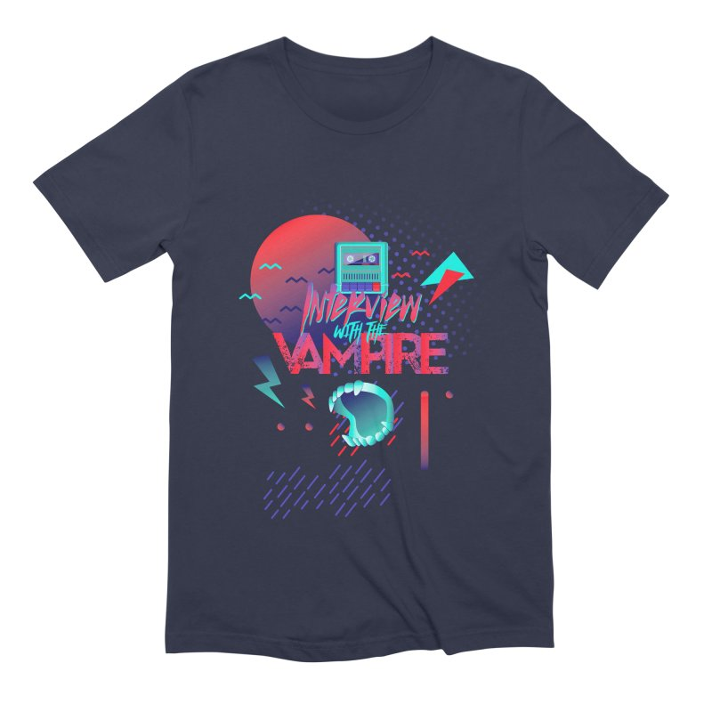Interview With The Vampire Men's Extra Soft T-Shirt by Jana Artist Shop