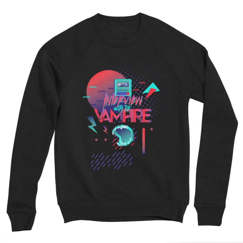 Interview With The Vampire Men's Sponge Fleece Sweatshirt by Jana Artist Shop