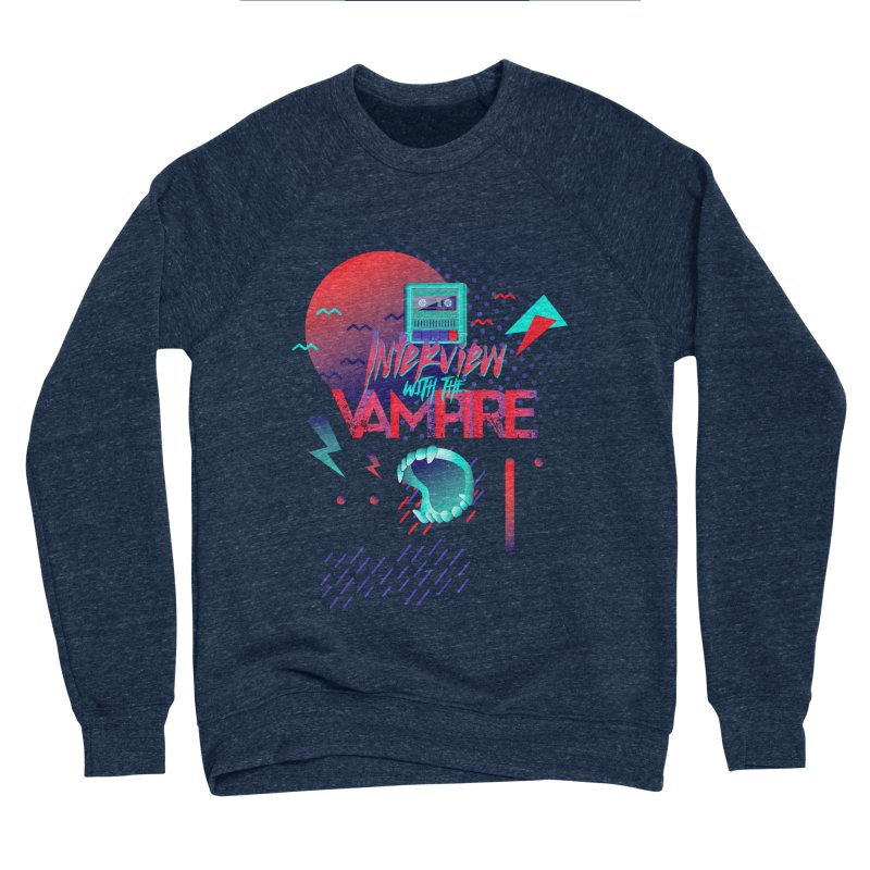Interview With The Vampire Women's Sponge Fleece Sweatshirt by Jana Artist Shop