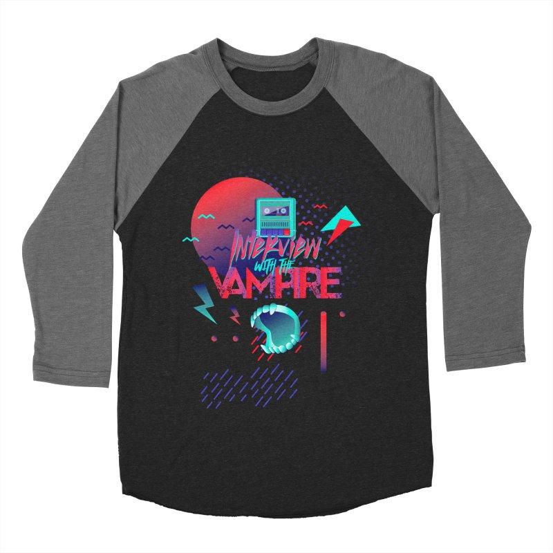 Interview With The Vampire Women's Baseball Triblend T-Shirt by Jana Artist Shop
