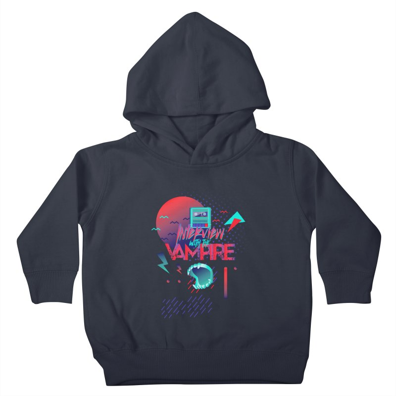 Interview With The Vampire Kids Toddler Pullover Hoody by Jana Artist Shop