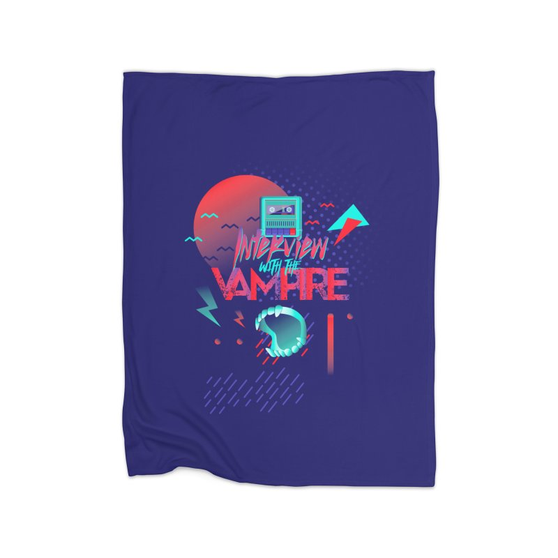 Interview With The Vampire Home Blanket by Jana Artist Shop