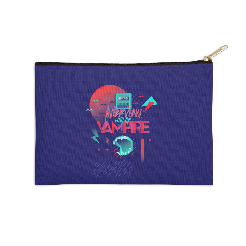 Interview With The Vampire Accessories Zip Pouch by Jana Artist Shop