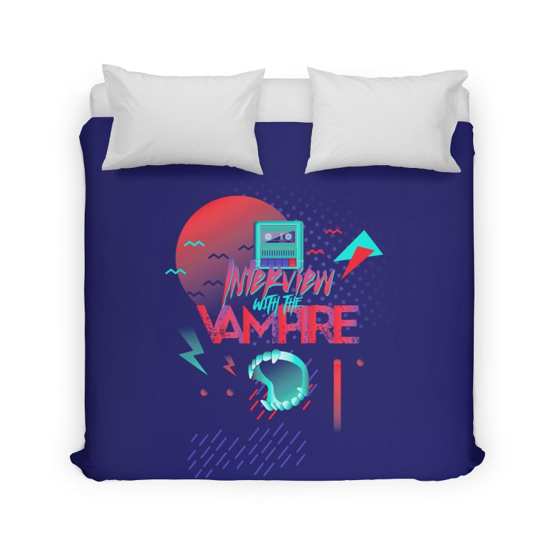 Interview With The Vampire Home Duvet by Jana Artist Shop