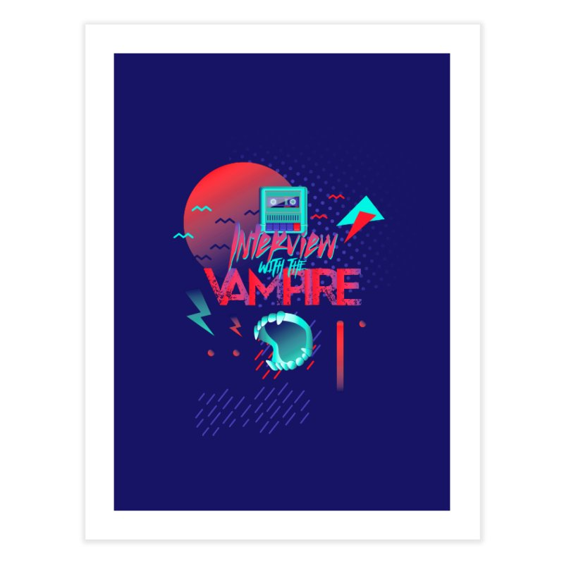 Interview With The Vampire Home Bath Mat by Jana Artist Shop