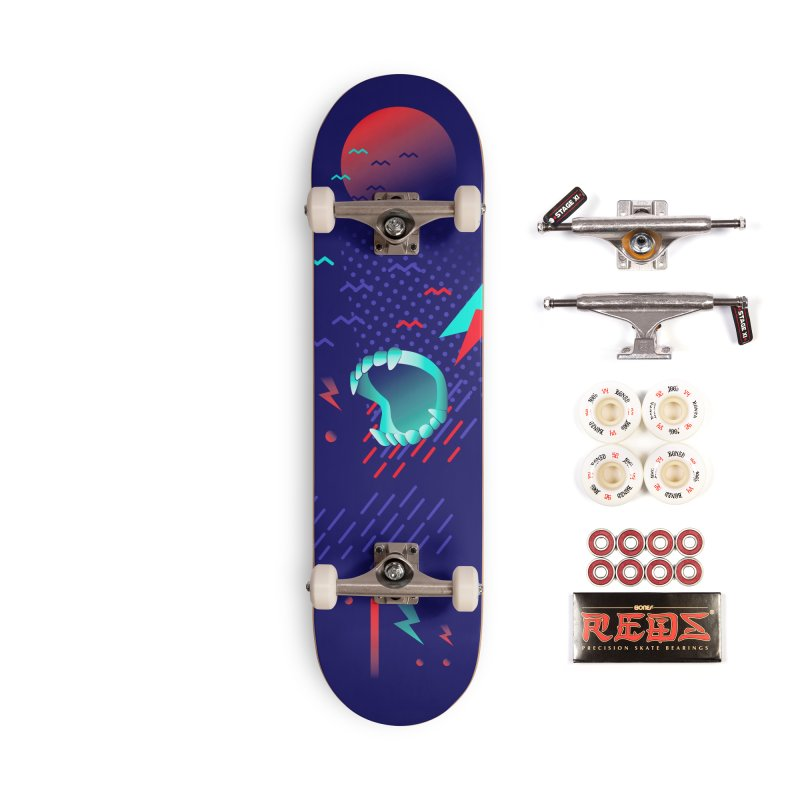 Interview With The Vampire Accessories Complete - Pro Skateboard by Jana Artist Shop