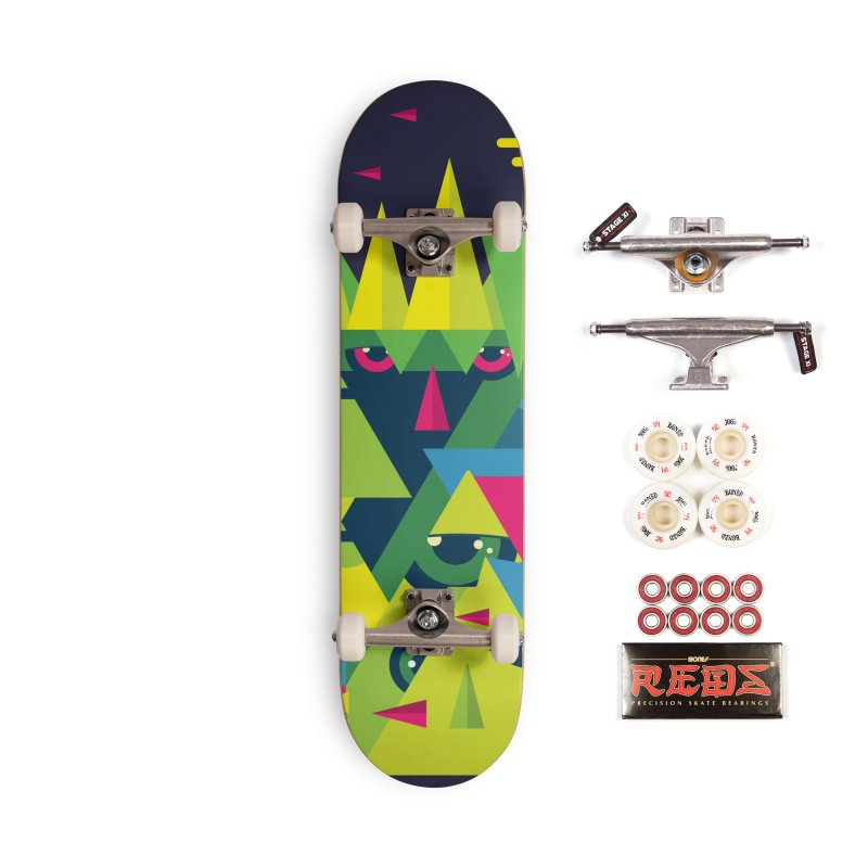 The Moment Accessories Complete - Pro Skateboard by Jana Artist Shop