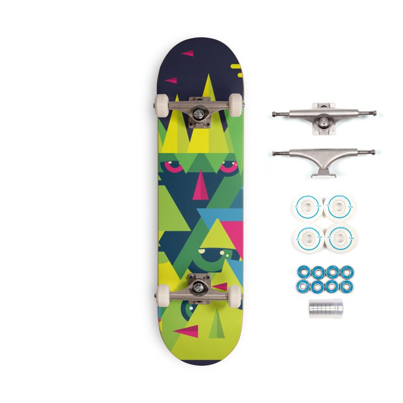 The Moment Accessories Complete - Basic Skateboard by Jana Artist Shop