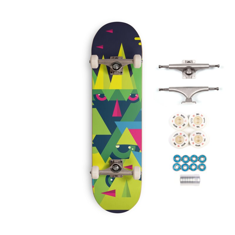 The Moment Accessories Complete - Premium Skateboard by Jana Artist Shop