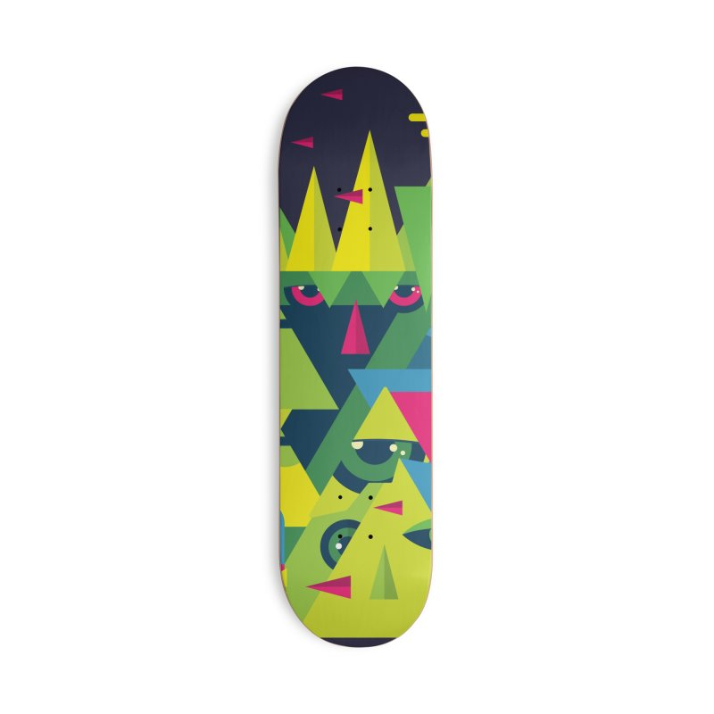 The Moment Accessories Deck Only Skateboard by Jana Artist Shop