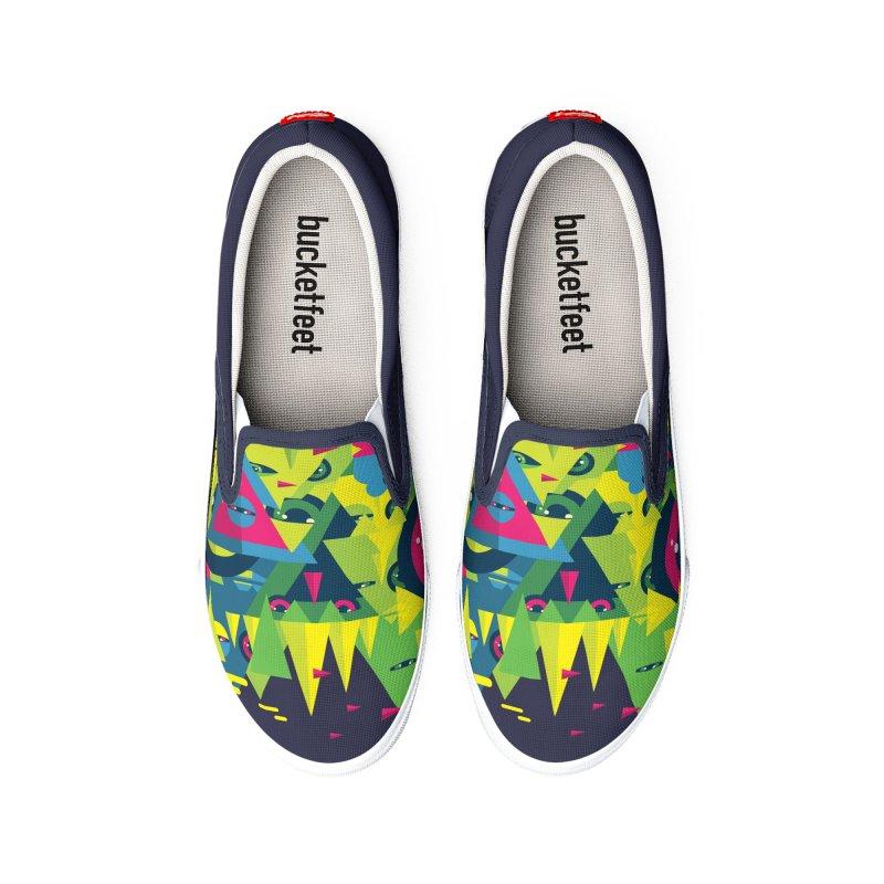 The Moment Men's Shoes by Jana Artist Shop