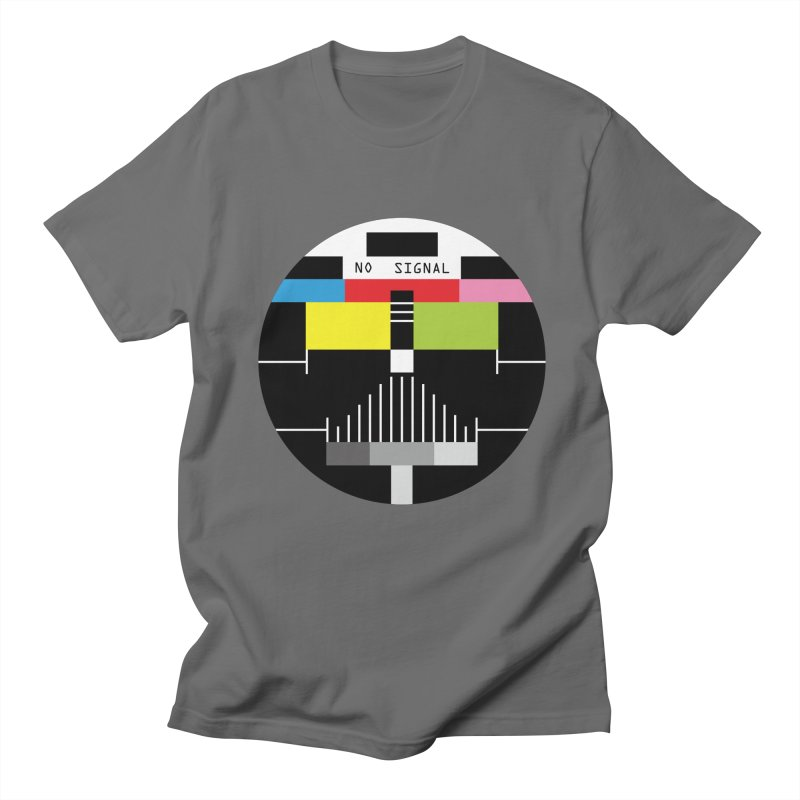 The Dark Side of the TV Women's Unisex T-Shirt by Jana Artist Shop