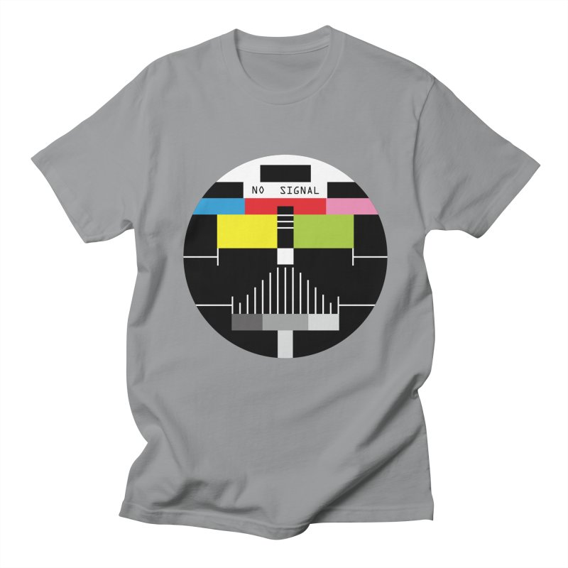 The Dark Side of the TV Men's T-shirt by Jana Artist Shop