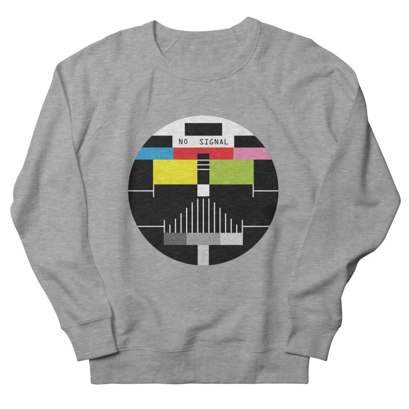The Dark Side of the TV Women's Sweatshirt by Jana Artist Shop