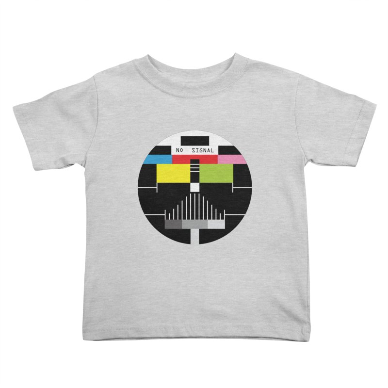 The Dark Side of the TV Kids Toddler T-Shirt by Jana Artist Shop