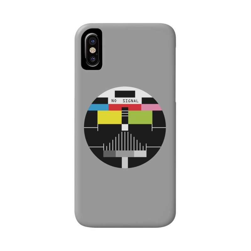 The Dark Side of the TV Accessories Phone Case by Jana Artist Shop