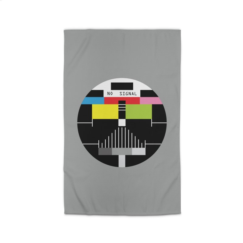 The Dark Side of the TV Home Rug by Jana Artist Shop