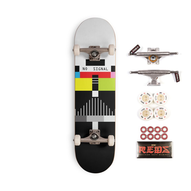 The Dark Side of the TV Accessories Complete - Pro Skateboard by Jana Artist Shop