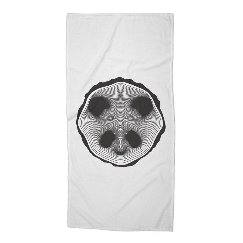 Save the pandas, save the world! Accessories Beach Towel by Jana Artist Shop