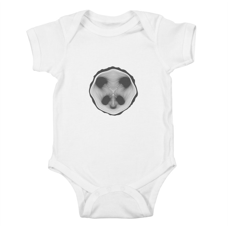 Save the pandas, save the world! Kids Baby Bodysuit by Jana Artist Shop