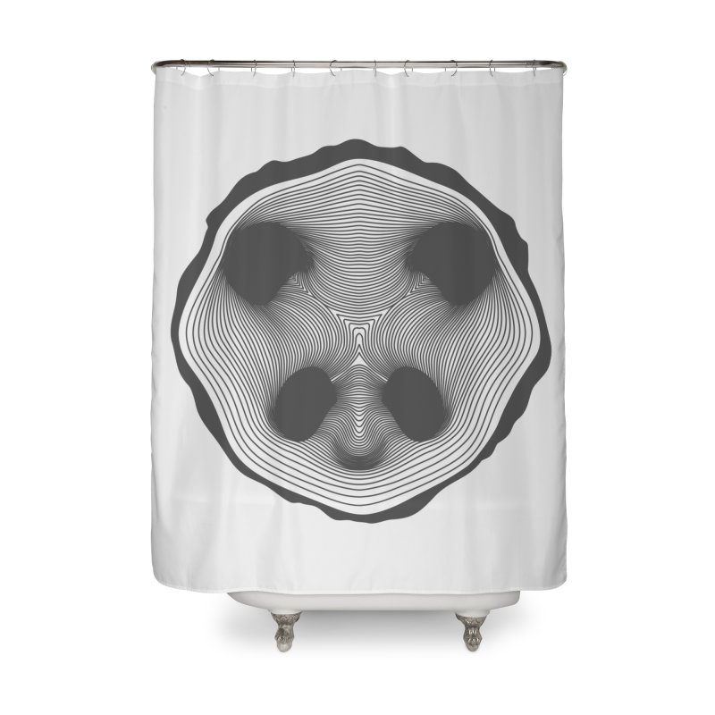 Save the pandas, save the world! Home Shower Curtain by Jana Artist Shop